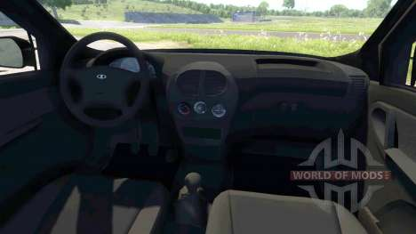 ВАЗ-LADA 1118 Kalina for BeamNG Drive
