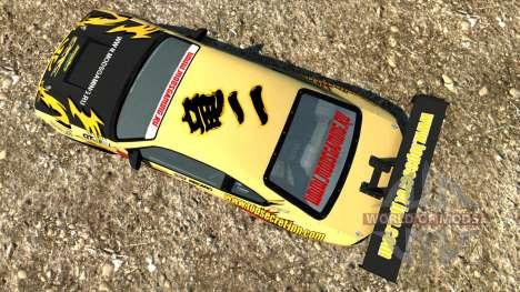 Nissan Silvia S15 Sport v2.0 for BeamNG Drive