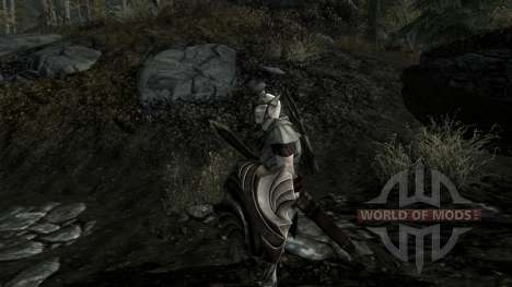 The spirit of the ancient for Skyrim