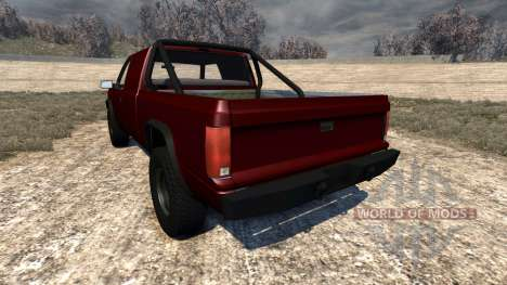 Gavril D-Series Crew Cab for BeamNG Drive