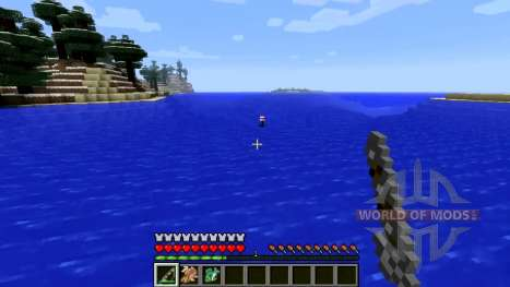 Fishing for Minecraft