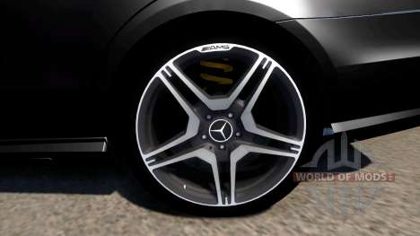 Mercedes-Benz E63 AMG 2014 for BeamNG Drive