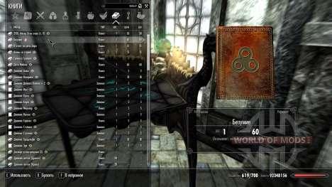 Madness for Skyrim second screenshot
