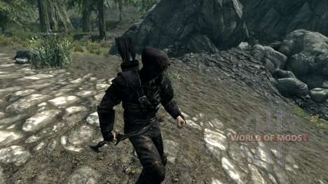 Great thief for Skyrim