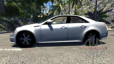 Cadillac CTS-V for BeamNG Drive