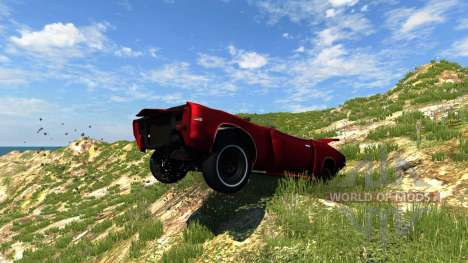 Bruckell Moonhawk K for BeamNG Drive