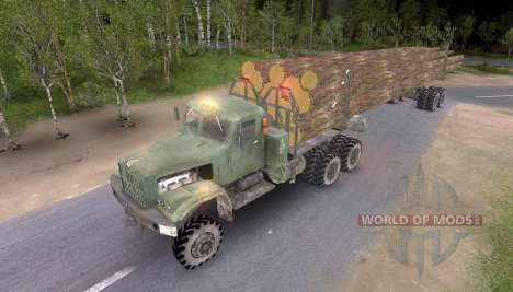 Pak trucks v9.0 for Spin Tires