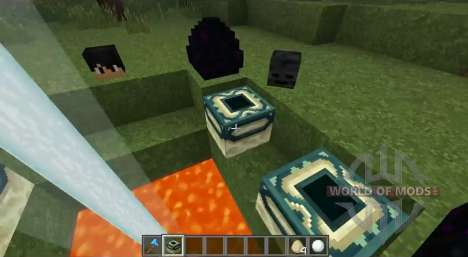 Portal region now crafted for Minecraft
