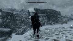 Acceleration vanilla horses for Skyrim