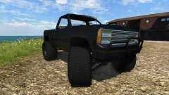 Gavril D-Series Monster for BeamNG Drive