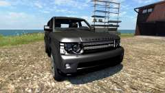 Range Rover Sport for BeamNG Drive