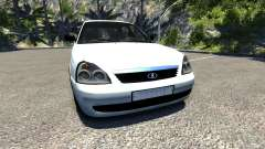 ВАЗ-2170 Installed Prior for BeamNG Drive