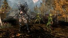 The magic of spriggan