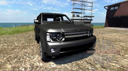 Range Rover Sport for BeamNG Drive