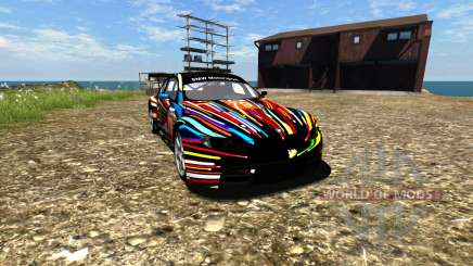 BMW M3 GT for BeamNG Drive