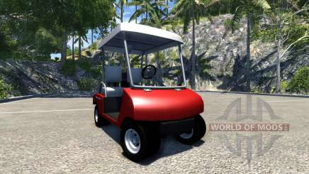 Golf cart for BeamNG Drive