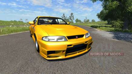 Nissan Skyline Nismo 400R for BeamNG Drive