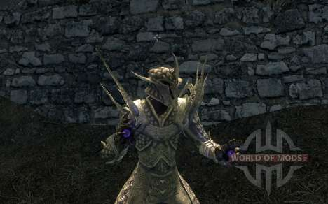 Armour and weapons of fashion Gift Of Kynareth for the third Skyrim screenshot