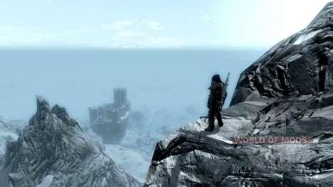 Wearing ancient scrolls for Skyrim second screenshot