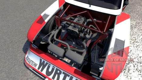 Ford Capri Zakspeed Turbo Group 5 for BeamNG Drive