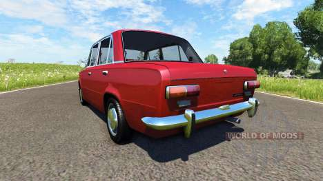 VAZ-2101 for BeamNG Drive