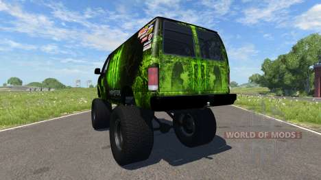 Gavril H-Series Monster for BeamNG Drive