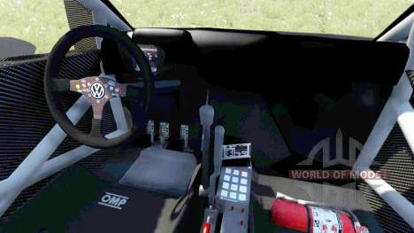 Volkswagen Polo R WRC for BeamNG Drive