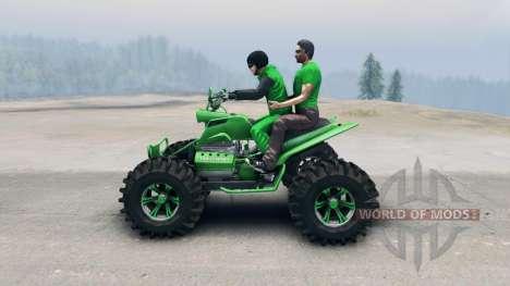 ATV v2 for Spin Tires