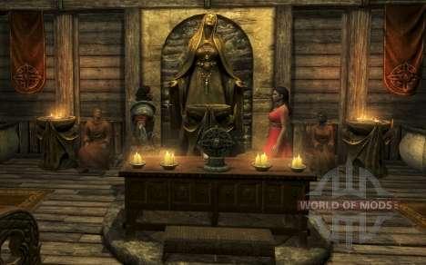 The Companion Of Erenia Cetonia for Skyrim