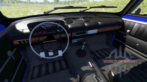 VAZ-21011 for BeamNG Drive