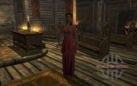The Companion Of Erenia Cetonia for the third Skyrim screenshot