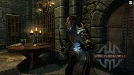 Call Miraca for the fourth Skyrim screenshot