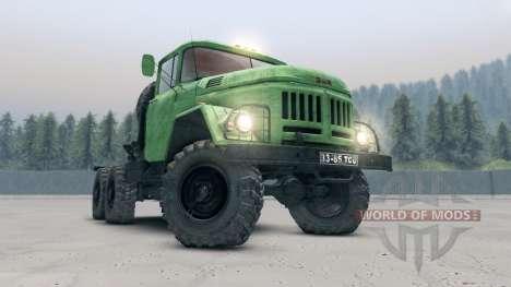 ZIL-V for Spin Tires