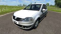 Dacia Logan 2008 for BeamNG Drive