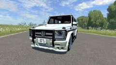 Mercedes-Benz G65 for BeamNG Drive