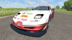 Chevrolet Corvette C5-R Superchips for BeamNG Drive