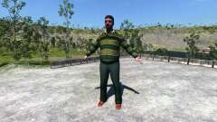 Mannequin for BeamNG Drive