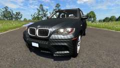 BMW X5M Carbon for BeamNG Drive