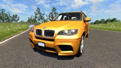 BMW X5M Orange for BeamNG Drive