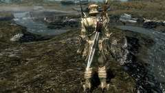 Armour and weapons of fashion Gift Of Kynareth for Skyrim