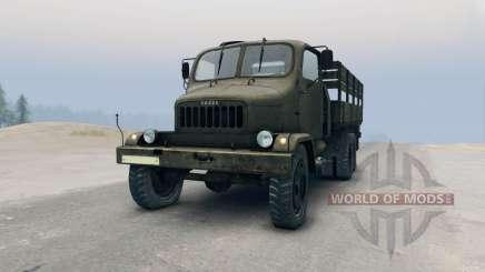 Praga V3S for Spin Tires