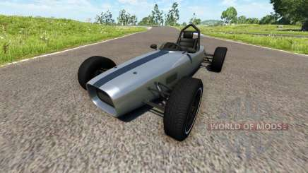 DSC Bora 2014 Silver for BeamNG Drive