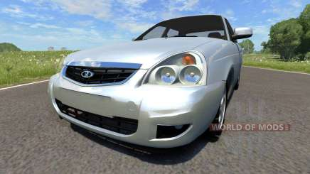 VAZ-2170 Suite for BeamNG Drive
