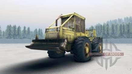 Skidder LKT 81 Turbo (Skidder) for Spin Tires