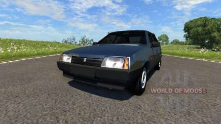 VAZ-2109 for BeamNG Drive