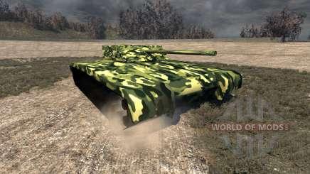 Tank for BeamNG Drive