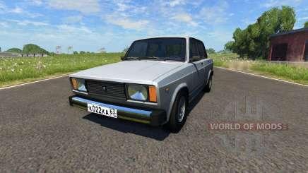 VAZ-2105 v2.0 for BeamNG Drive
