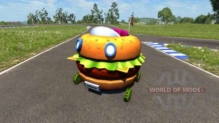 DSC Patty Wagon for BeamNG Drive