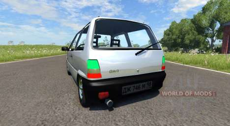 VAZ-1111 for BeamNG Drive