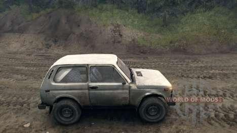 VAZ 2121 Niva v1.0 for Spin Tires